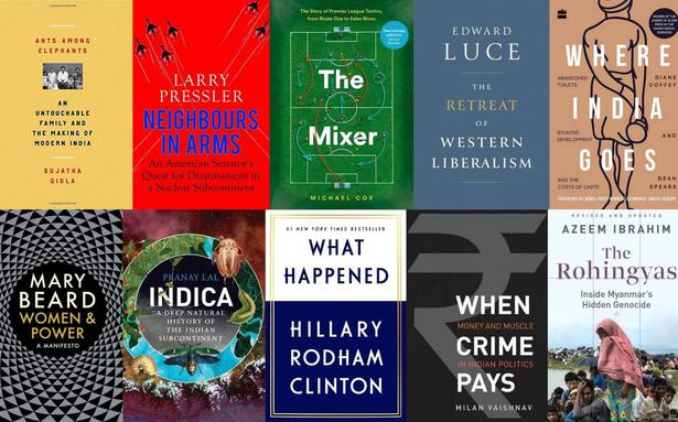 The Hindu's pick of top 10 non-fiction books from 2017