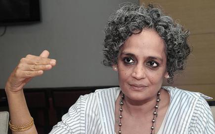 Arundhati Ro. File photo