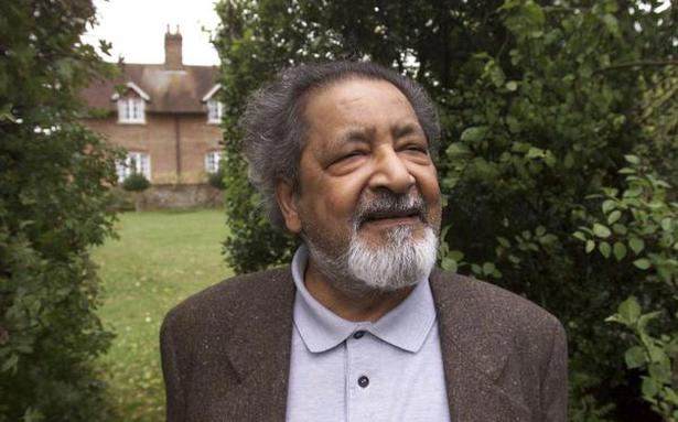 Nobel Prize-winning author V.S. Naipaul dies aged 85