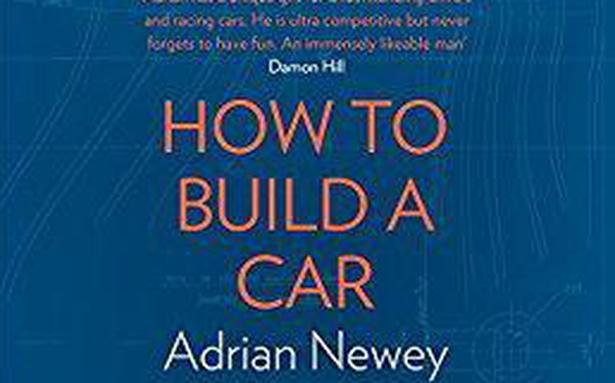 How To Build A Car Adrian Newey Review