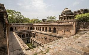 This new book is a handy guidebook to Delhi stepwells