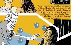 Graphic novels give a push to Bengal's dying folk arts