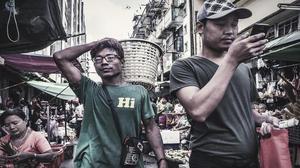 In Myanmar with Amitav Ghosh