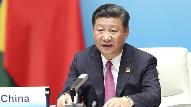 Xi set to enter China's 'hall of fame'