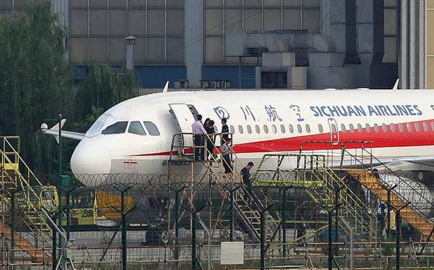 Chinese airline to restart cargo service to India