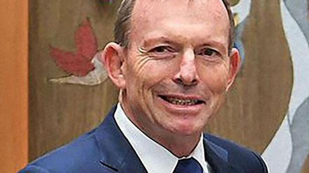 Former Australian PM Tony Abbott undertaking five-day visit to India