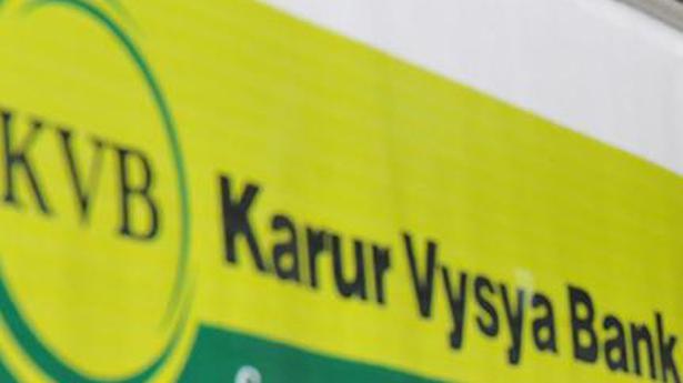 KVB Q1 profit rises a tad to ₹109 crore