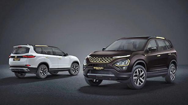 Tata Motors unveils special edition of Safari