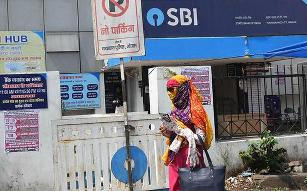 SBI Q1 net jumps 55% to record ₹6,504 cr. on lower provisions