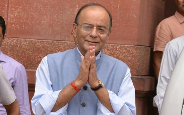 Arun Jaitley resumes charge as Finance and Corporate Affairs Minister