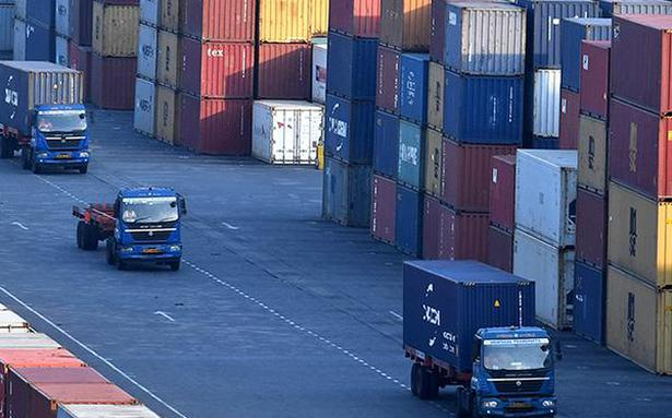 Oxygen curbs hit container availability