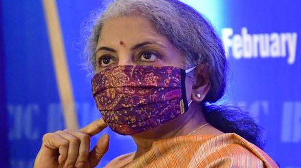 Do not see India's rating downgrade: Finance Minister Nirmala Sitharaman