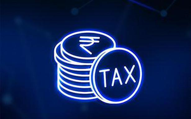 Where are the funds collected through cess parked? - The Hindu