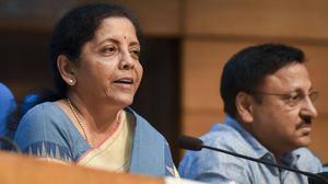 Enhanced surcharge on FPIs removed, says Finance Minister Nirmala Sitharaman