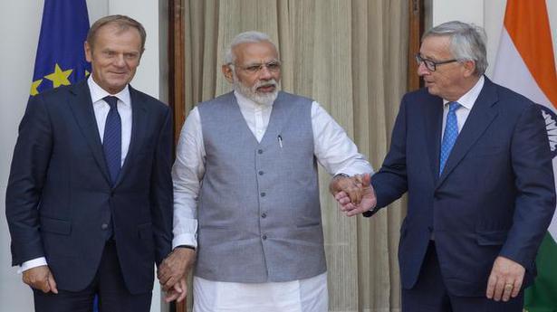 India, EU fail to fix date to relaunch trade pact talks