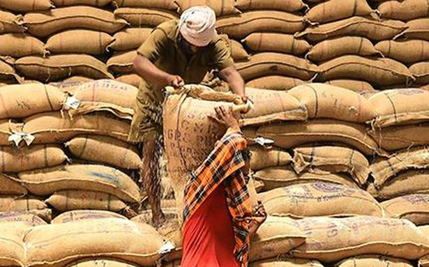 'April GST collections may go up to ₹1.2 lakh cr.' | Latest News Live | Find the all top headlines, breaking news for free online May 1, 2021