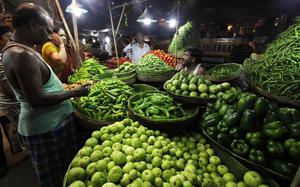 Retail inflation jumps to 4.62% in October due to higher food prices