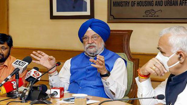 Petro taxes funding vaccines, welfare, says Union Minister Hardeep Puri