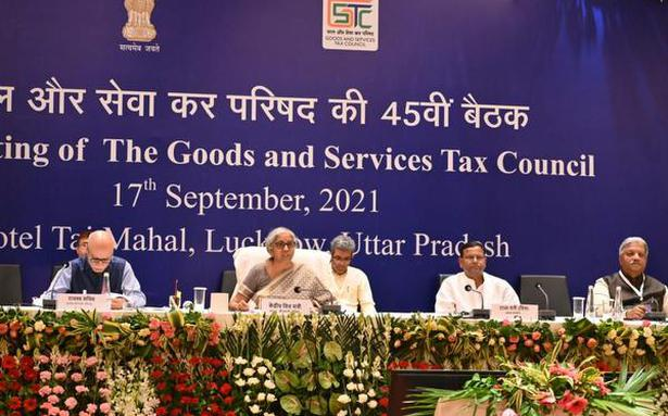 GST Council not for inclusion of petroleum products: Finance Minister