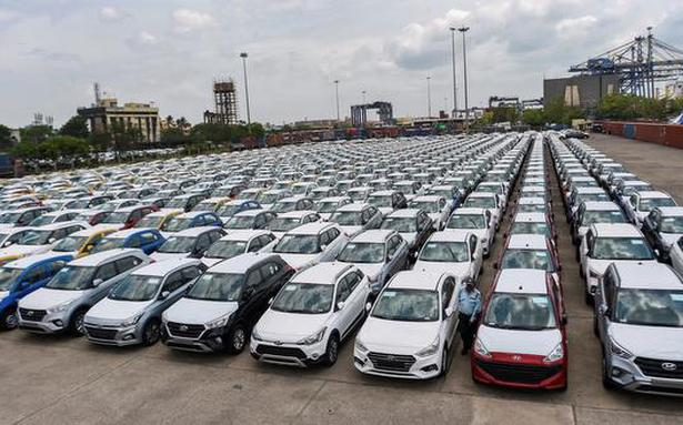 Passenger vehicle retail sales down 59% in May as COVID disruptions impact offtakes: FADA