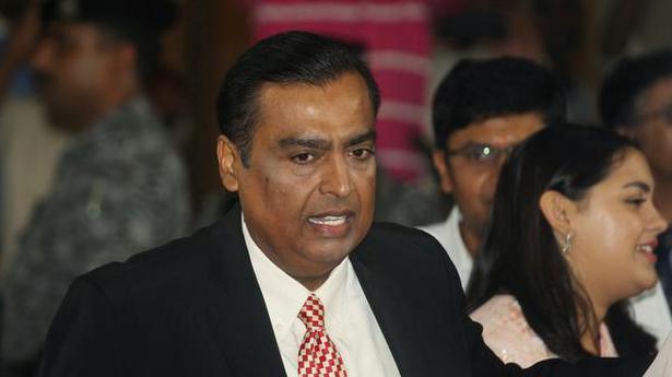 Mukesh Ambani draws nil salary