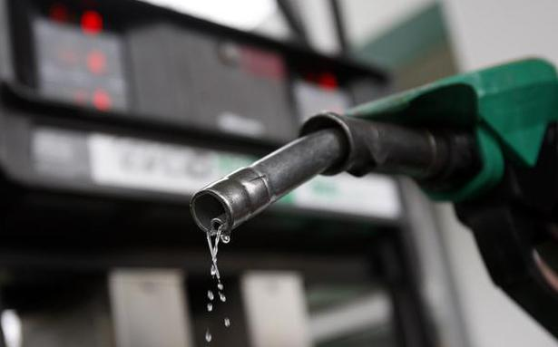 Petrol, diesel prices rise for sixth straight day