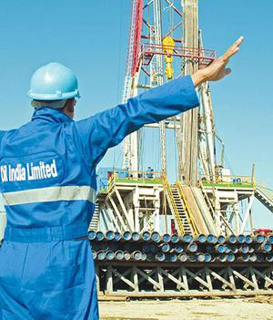 list of oil wells in india