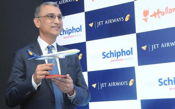 Now, Jet Airways CEO Vinay Dube quits