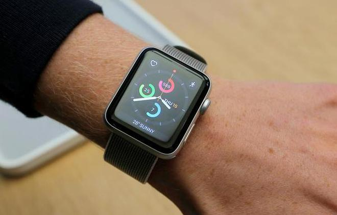 The guidelines were issued five days after Reliance Jio and Bharti Airtel started selling Apple Watch Series 3, which has the eSIM service. Seen here is an Apple Watch Series 2.