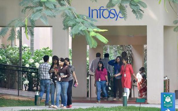 TCS, Infosys accounted for only 8.8% of total H-1B visas: Nasscom