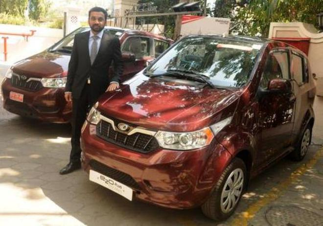 Mahindra Partners Zoomcar For Electric Car Sharing The Hindu