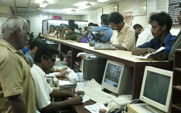 Virus Scare Spurs Banks Into Action The Hindu