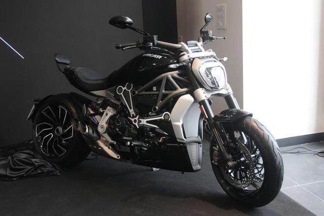Super Bike Maker Ducati Launches Finance Arm In India The Hindu