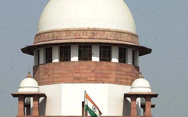 SC directs realty firm to deposit ₹100 cr. by May 10