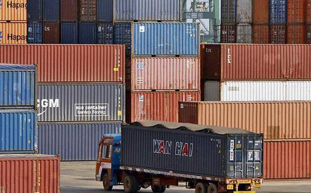 Exports dip 0.25% after rising for 2 months, imports grow 7%