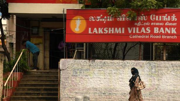 Cabinet approves amalgamation of Lakshmi Vilas Bank and DBS India