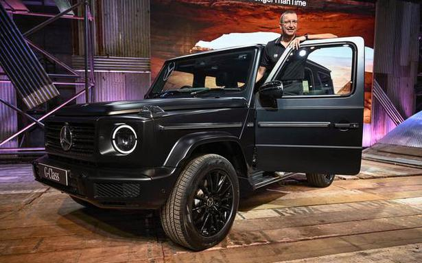 Mercedes-Benz launches G-class SUV G350d: priced at ₹1.50 crore