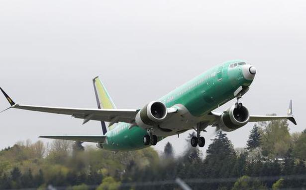 Boeing 737 Max jets to fly again in India
