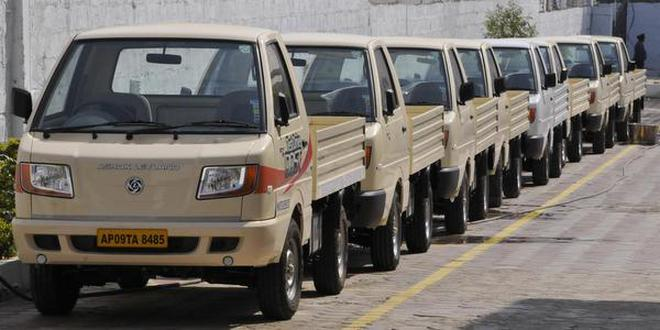 Ashok leyland vehicles to cost more the hindu ashok leylands light commercial vehicle mozeypictures Image collections