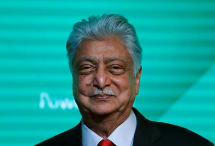 thehindu.com - Premji pledges 34% Wipro shares for philanthropy