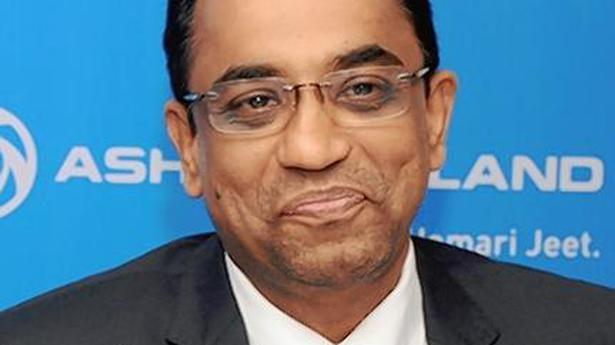 Ashok Leyland posts net loss of ₹19.4 crore on VRS costs - The Hindu