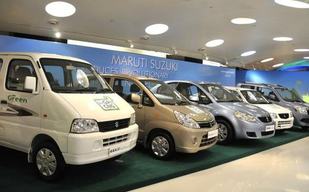 Maruti Suzuki sells record 1.57 lakh CNG vehicles in FY20-21