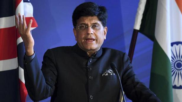 India-U.K. Free Trade Agreement talks from Nov 1