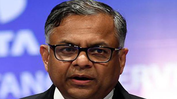 Tata Motors to invest ₹28,900 crore in FY22, says Chandrasekaran
