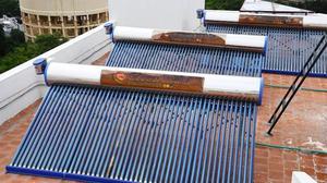'Solar heater parts taxed at 18%'