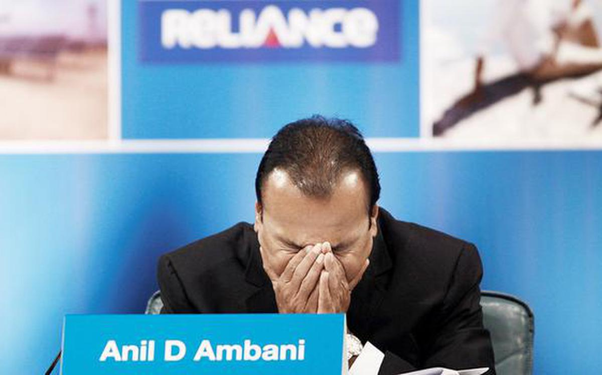 No salary for Anil Ambani from RCom this year - The Hindu