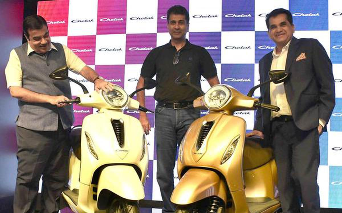 Image result for rajiv bajaj takes a dig on rivals