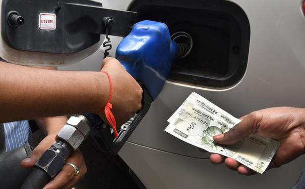 Fuel prices to drop if brought under GST, says SBI Research