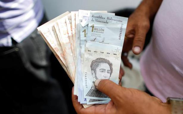 Venezuela to cut six zeros from prices amid hyperinflation