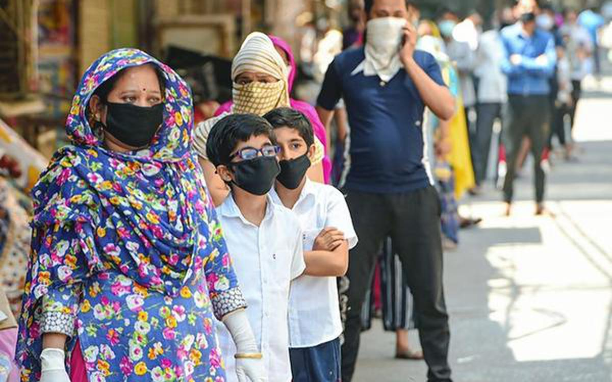 India set to cover the globe with exports of masks - The Hindu
